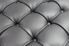 Panneaux capitonnage-cuir-noir